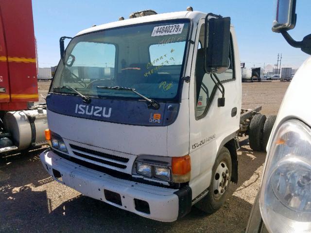 Used Truck Isuzu Npr 1995 White for sale in PHOENIX AZ
