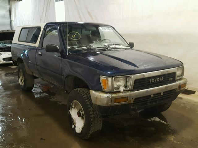 Used Car Toyota Pickup 1989 Blue for sale in CENTRAL SQUARE