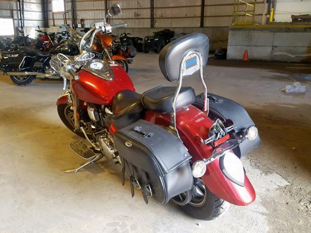 Yamaha Xv1700 for Sale